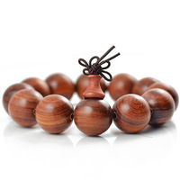 Red sandalwood bracelet vintage wood bracelet gift for men women drop shipping 0134