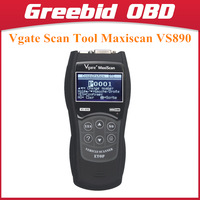 Vgate Scan tool Maxiscan VS890 with best discount Maxiscan VS890 Scanner Free Shi[pping