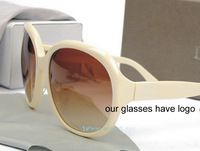 HOT sell Free shipping 2013 fashion italy new style vintage dio women sunglasses designer BRAND vogue sun glasses original box