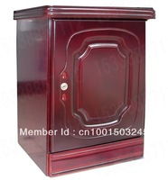 Night Beside Cabinet Table Digital Security Safe Box Depository Cash Jewelry Gun Documents Electronic For Home