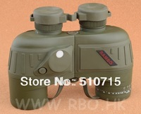 RAMBO 12x50 Compass Binoculars Free Shipping Tactical Shooting Hunting R7162
