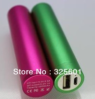 Hottest !!!  2200mAh External Backup Power Bank For mobile Phone Universal Battery Charger +USB cable+Interface Converter