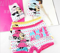 New the cartoon Cars, underwear cotton children's youngster underwear free shipping12pcs/lot kids pants 8153 hello kitty baby