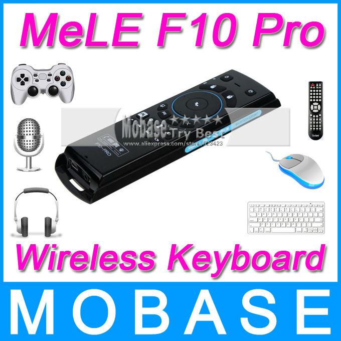 MeLE F10 Pro 2.4GHz Wireless Keyboard A