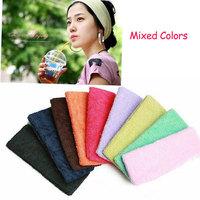 10pcs/lot, 2014 Fashion Cloth Hairbands/Headbands for Women, Women Hair Accessories, Original Factory Supply, Wholesale, TJ13671