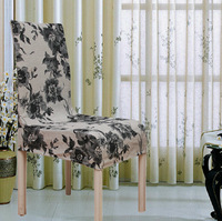 AQ Fashion 2014 new all-inclusive one piece chair cover velvet double layer compound fabric high quality