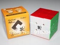 Free shipping!! Dayan Zhanchi 42mm Mini 3x3 Speed Cube 6 Color Stickerless