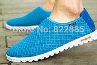 2013 network shoes fashion gauze man of men's casual shoes