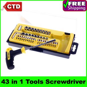 43 in 1 Precision Torx Screwdriver Tools Set