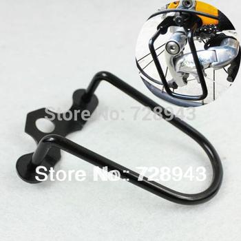 Super Sale ! Cycling Bike Steel Iron Bicycle Rear Derailleur Chain Guard Gear Protector