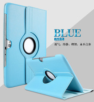 11 colors High quality PU leather case Smart Magnetic Book Case Cover Stand For Samsung Galaxy Note 10.1 N8000  + Stylus + Film