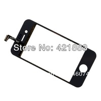 White Replacement LCD Touch Screen & Opening Tools for iPhone 4 Free Shipping+Drop Shipping Wholesale