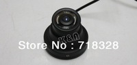 360 degree full view Wide Angle CCTV camera with 1.2mm Lens  KA-C360