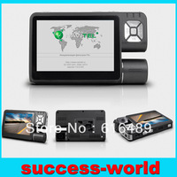 4.3 Inch GPS Navigation M-star 128MB/4GB AV IN+new IGO 9 Primo/Navitel7.0/Papago X8.5+CAR DVR HD720P/30FPS,120 degree lens