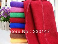 2015 Real Towels Bathroom free Shipping 5 Pcs 35x75cm Microfiber Towel Fast Drying Travel Beauty Salon Gym Camping Footy B.d