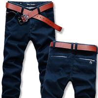 2014 New Nonesuch good pants spring jeans men casual jeans men jeans don't buy regret it