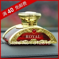 Wholesale free shipping royal style classic car perfume seat cologne scent car perfume car accessories