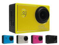 New arrived WIFI camera hero 4 go pro 3 1080P underwater Full HD Mini DV  digital camera waterproof video camera