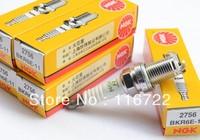 (200pcs/lot)  NGK  spark plug 2756 BKR6E-11 Free shipping