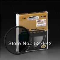 Free shipping 2013 NISI 67mm PRO MC CPL 52/55/58/62/67/72/77/82/95mm slim PRO MC CPL Polarizer filterr