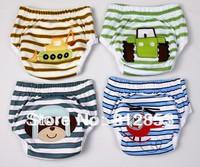 Free shipping(20pcs/lot)babyland baby  toddlers cotton training pants underwear