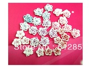 500pcs for  Nail Art rhinestone Decoration For UV Gel Acrylic  flower Free Shipping