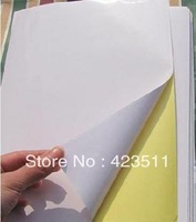 A4 a4 sticker paper label printing Paper Glossy Matte A4 sticker adhesive strength Common Label Printing Paper