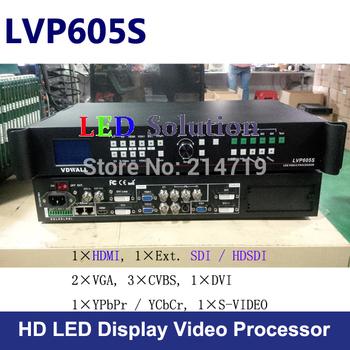 LVP605S LED display Video Processor, including send card TS802, HDMI SDI Led Screen Video Processor