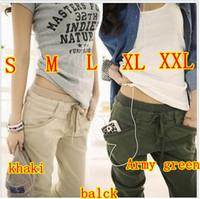 Harem pants plus size denim pants women autumn winther  sports cotton loose casual long trousers jumpsuit for women