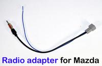 OEM Car Radio Antenna Adapter Diversity System Fakra for Mazda Honda Suzuki Radio Tape Recorder Stereo