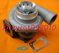 New Turbocharger GT35 GT3582 GT3582R Comp: a/r 0.70 anti-surge Turbine: a/r .63 T3 Turbo oil&water 500hp