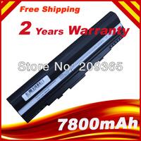 7800mAh 9 Cells  NEW Laptop battery for Asus UL20, UL20A, UL20FT, PC 1201, 1201HA, 1201N, 1201T, A31-UL20, A32-UL20