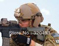 Fast ballistic US Army helmet outdoor tactical police combat wargame helmet sports protective helmets ABS material free shiping