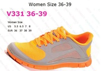 2013 new brand shoes free 4.0 V3 new original quality eur 36-45 athletic shoes mix order Free shipping!