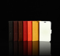 50pics/lot high quality two sides open & credit/ID card inside Case Cover seven colours For Samsung GALAXY Note 2 for Wholesale