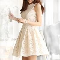 2013 brand fashion summer woman dess LacePrincess one-piece dresses Free shipping D0001#