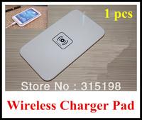Qi Wireless Charger Transmitter Pad AC charging Mat for Samsung Galaxy S3 S4 Note2 Note3 LG Google Nexus 4 5 Nexus 7 2G