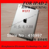 Original WIFI version for ipad 2 battery housing back cover back housing replacement part ,free shipping