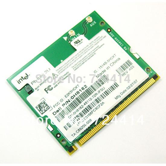 Brand New PRO 2915 802.11 ABG Wireless Wifi Mini PCI card(China (Mainland))