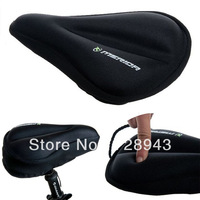 New Cycling Bike Bicycle Silicone Silica Gel Cushion Soft Pad Saddle Seat Cover