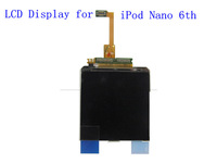 Wholesale&Retails LCD Screen Display Replacement For Apple iPod Nano 6th 6G Gen High Quality