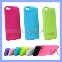 2200mAh Battery Charger Case for iPhone 5 5G External Battery