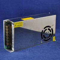 AC110V/220V to DC12V 16.7A 200W metal casing Transformer Aluminum Led Power Supply, AC /DC Power Adapter For Led Light