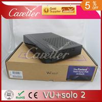 newest vu solo 2 enigma 2 linux receiver vu +solo 2 digital satellite receiver free shipping