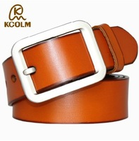male strap genuine leather belt lovers genuine leather white Women wide belt