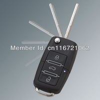 Best Selling Car Keyless Entry System With Trunk Release Siren Output And Flip Key Remote Transmitters!