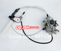 250 4wd atv motorcycle pz30 carburetor Visual rolling handle big oil