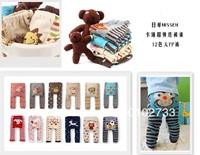 Wholesale 47 style  Baby's Toddler Boys Girls Baby Legging Tights Leg Warmer Socks Pants PP Pants 5PCS/lot