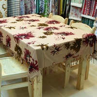 Подстилка из ткани для сервировки стола European palace Tingjin embroidered thick table runners festive gift bed rummer 30cm x 270cm