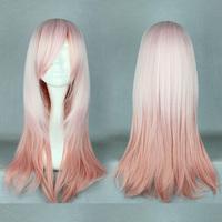Free Shipping 62cm Long Color Mixed Beautiful lolita wig Anime Wig